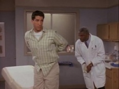 Friends 03x23 : The One With Ross's Thing- Seriesaddict